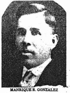 Manrique R Gonzalez