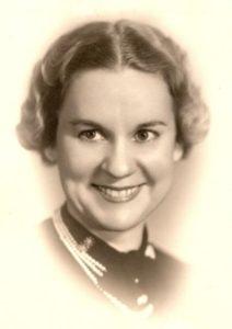 Betty Luther, El Paso's Ann Carroll