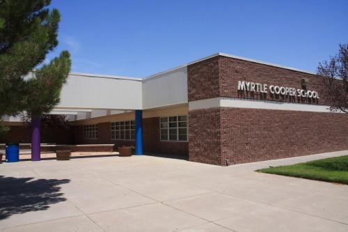 Myrtle Cooper Elementary school