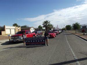San Elizario Veteran's Day Parade