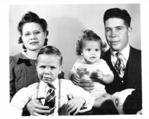 Wilsie Rinker family