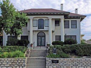 603 W. Yandel Dr. - Burges House, El Paso County Historical Society
